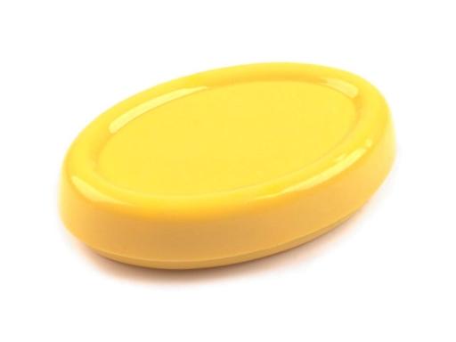 Magnetická podložka na ihly žltá 5ks