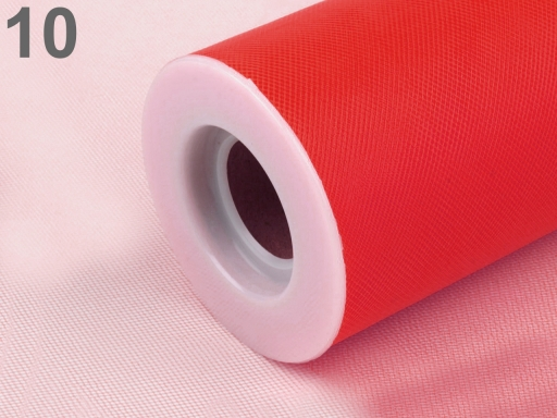 Tyl dekoračný šírka 15cm návin 23m fialová lila 1ks