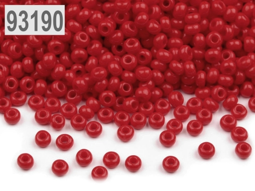 Rokajl Preciosa 10/0 - 2,3 mm staroružová tm. 250g