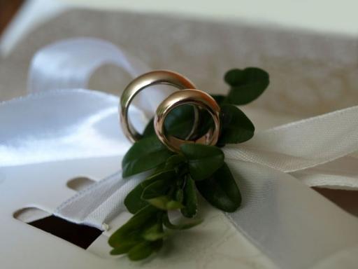 Dekoračné svadobné prstene strieborná 50pár