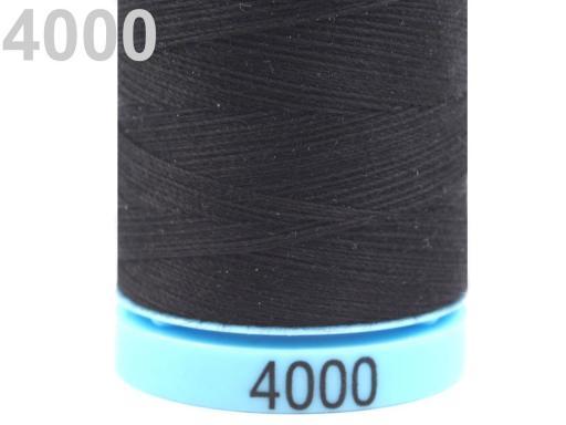 Bavlnené nite 400 m Etiketné č.50 Triana Amann Almond Oil 5ks