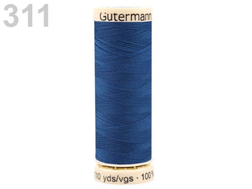 Nite polyesterové návin 100m Gütermann univerzálne Blue Glass 5ks