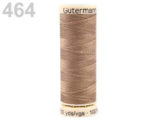 Nite polyesterové návin 100m Gütermann univerzálne Ecru 5ks