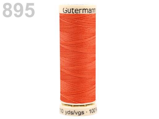 Nite polyesterové návin 100m Gütermann univerzálne Tapioca 5ks