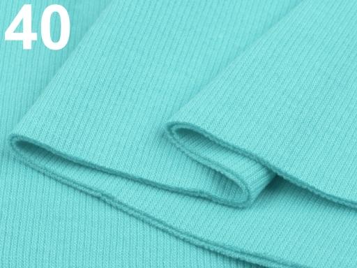 Úplety elastické rebrované - 16x80 cm Emberglow 1ks