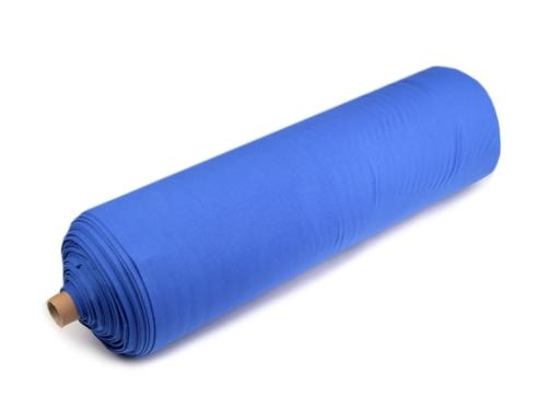 Úplet bavlnený elastický hladký / úplet krémová sv. 1m