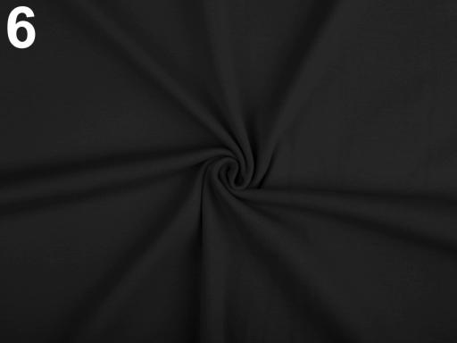Úplet bavlnený elastický hladký / úplet ružová ostrá 1m