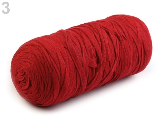 Špagety ploché 250 g červená 1ks