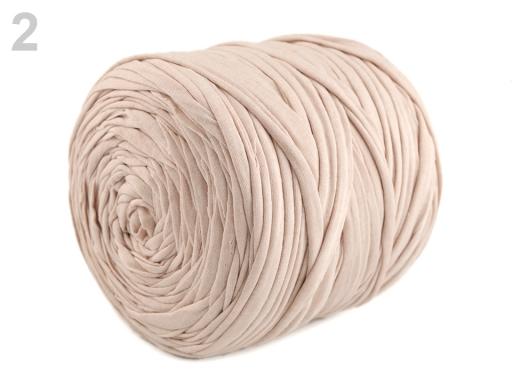 Špagety / priadza Spagitolli 650-700 g staroružová sv. 1ks