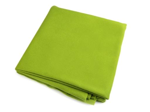 Filc / plsť metráž biela 1m