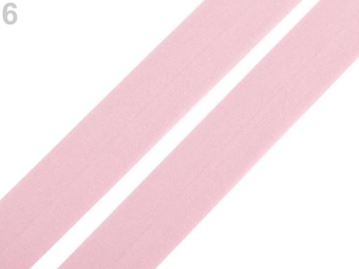 Lemovacia guma mat šírka 20 mm modrá parížska 20m