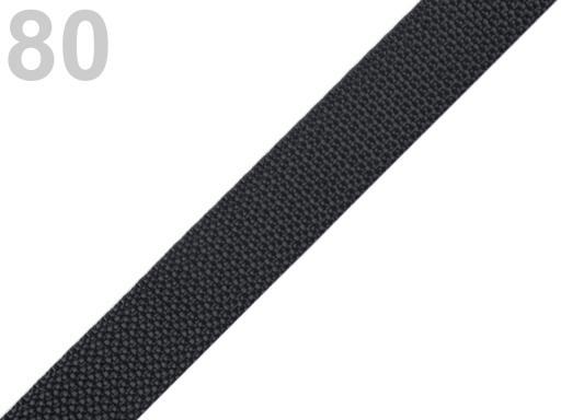 Popruh polypropylénový šírka 15 mm Brunette 25m