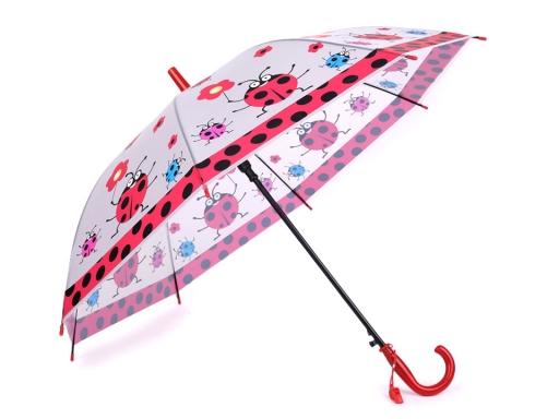dd8bbf610 Detský dáždnik s píšťaľkou, princezná, motýľ, pirát žltá 1ks