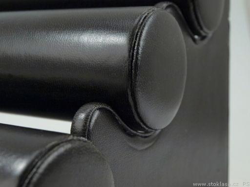 Stojan na náramky 22,5x30 cm 3 poschodia 2. akosť čierna 1ks