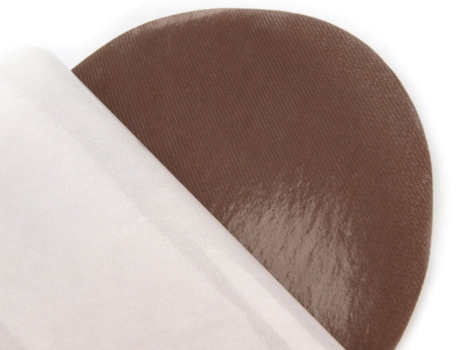 Nažehlovacie záplaty textilné 11x14 cm čierna 1sáčok