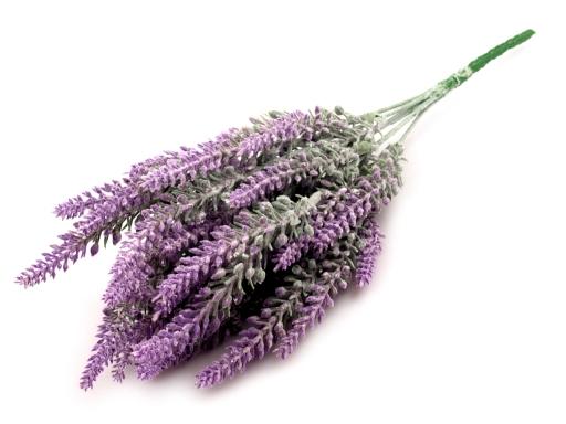Umelý vres na aranžovanie fialová lila 1zväzok