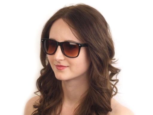 Slnečné okuliare čierna 16ks