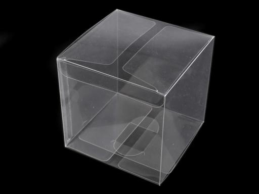 Plastová krabička Transparent 50ks