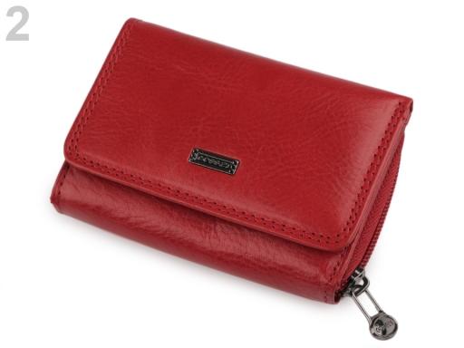 Dámska peňaženka Cosset kožená červená 1ks