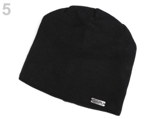 Dámska čiapka Capu čierna 1ks
