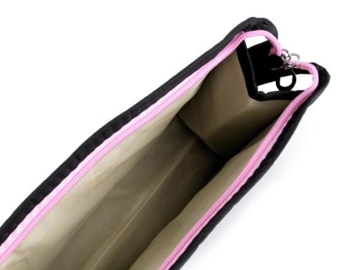 Kozmetická taška Love 16x23 cm ružová sv. 1ks