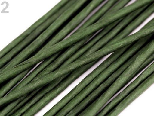 Floristický drôt Ø2,3 mm dĺžka 40 cm biela 20ks