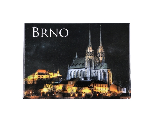 Magnetka Brno - Česká republika