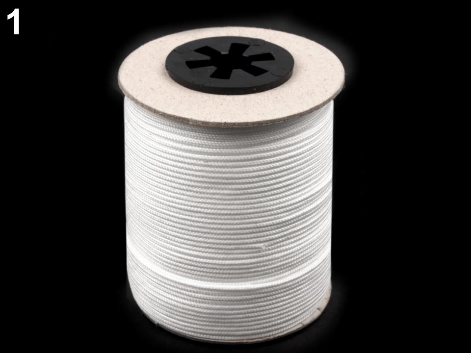 Textillux.sk - produkt Šnúra technická žaluziová Ø1,4 mm