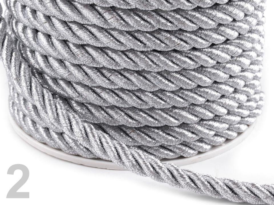 Textillux.sk - produkt Šnúra krútená  Ø7 mm