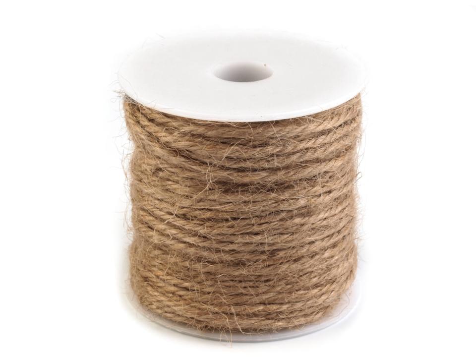 Textillux.sk - produkt Sisalový motúz Ø2,5 mm