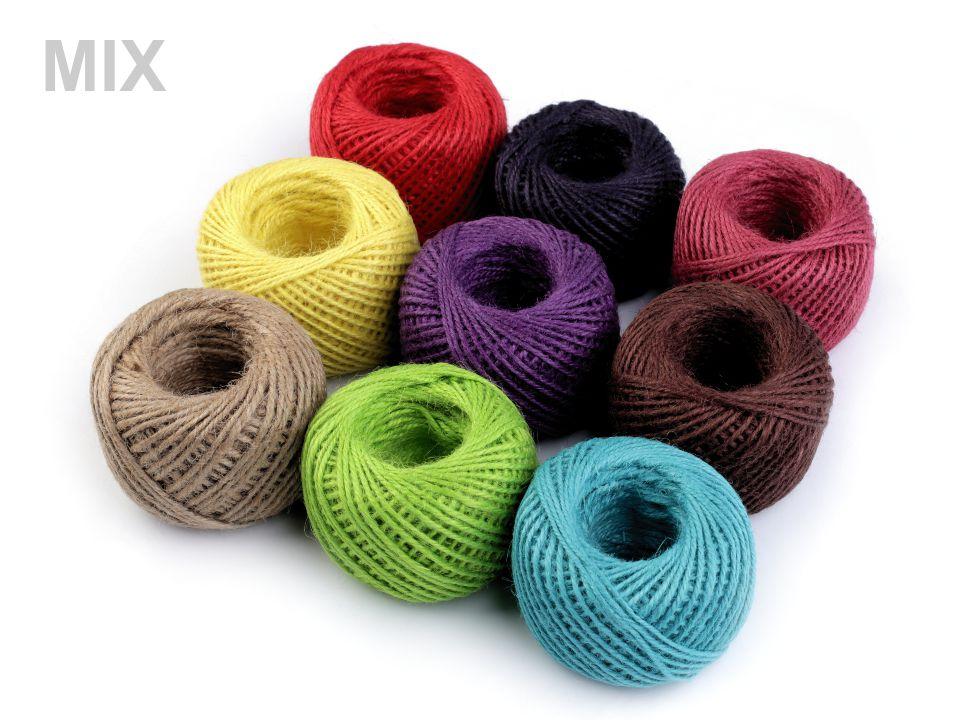 Textillux.sk - produkt Jutový motúzik Ø2 mm