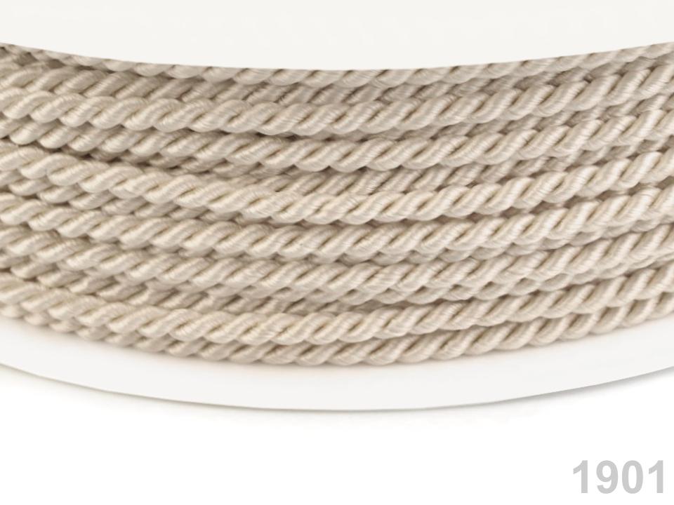 Textillux.sk - produkt Šnúra krútená Ø2,8mm