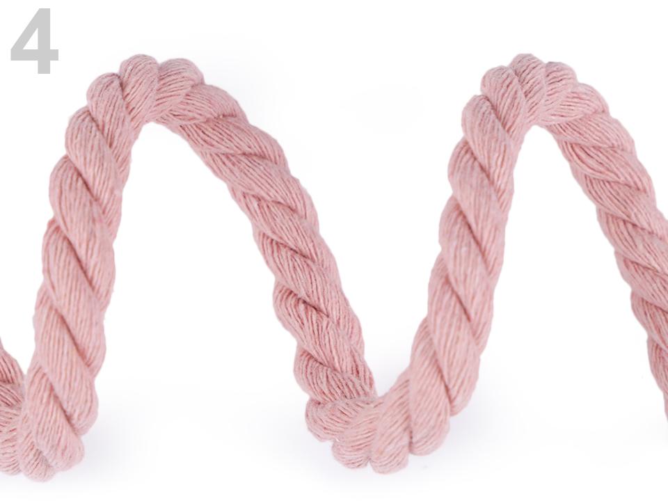 Textillux.sk - produkt Bavlnená šnúra točená Ø10 mm