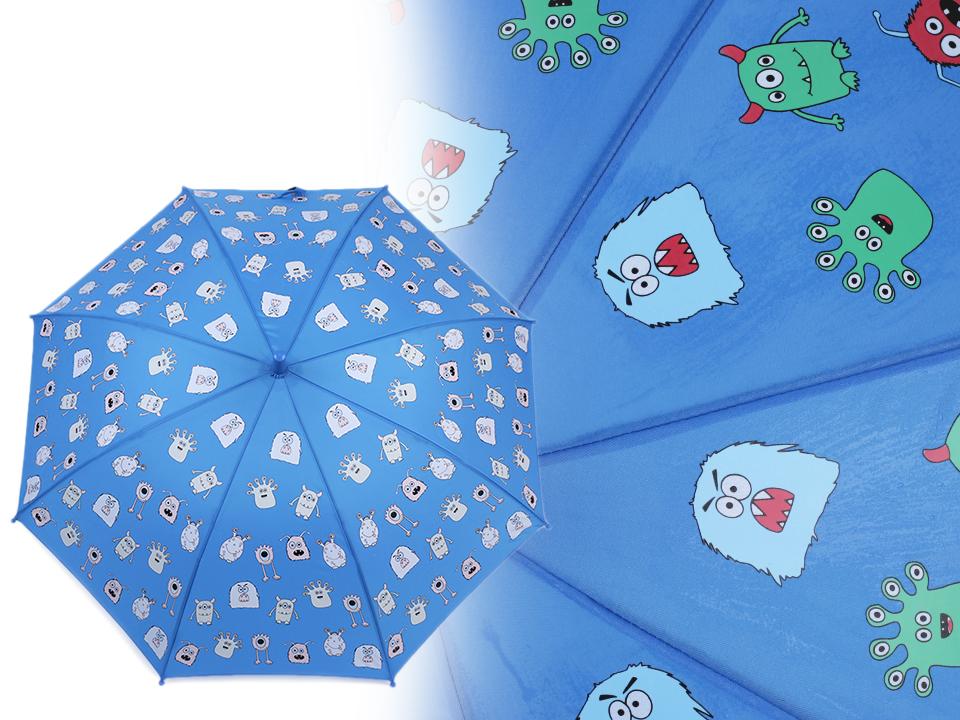3b1041df7 Detský dáždnik čarovný cupcakes,príšerky,autá   STOKLASA textilní galanterie