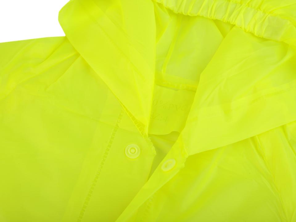 Detská pláštenka neon