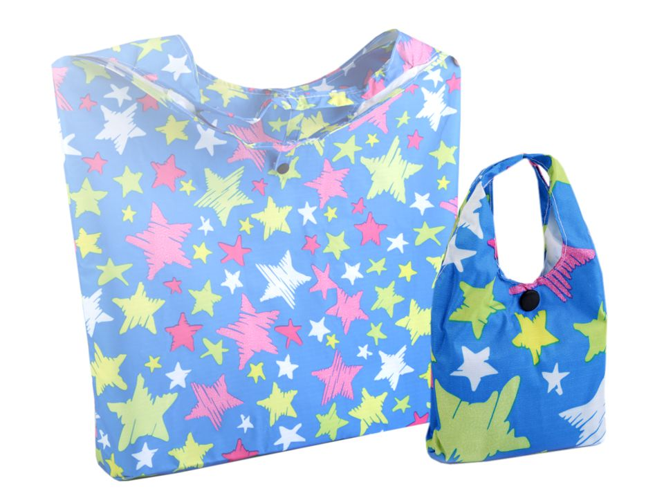 Skladacia nákupná taška 35x38,5 cm